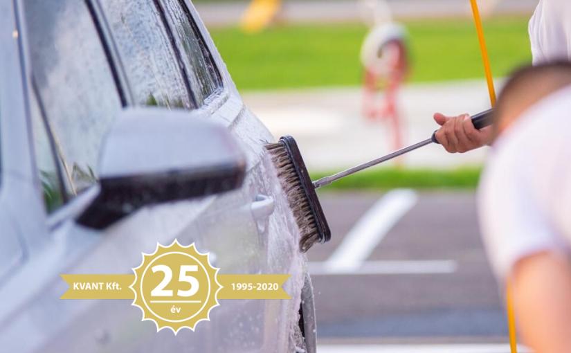 25 éve a tisztítástechnológiában